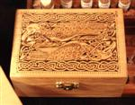 Celtic Knotwork Box